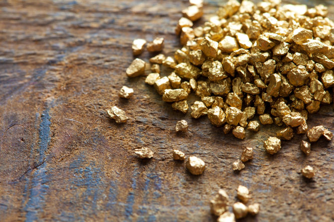 Uncertainty in U.S. Economic Influences Gold