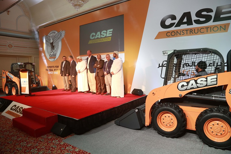 CASE Ready For Oman Market Expansion With New Equipment Dealer