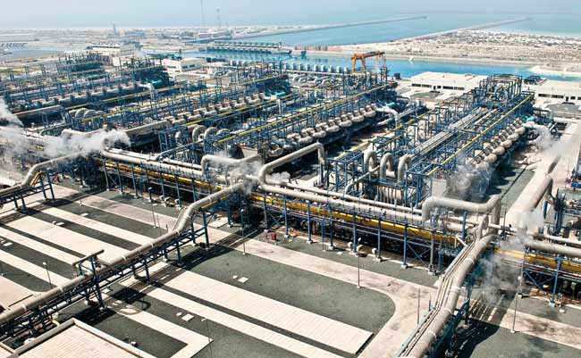 Yokogawa Wins Control Systems Order for UAE Power and Desalination Station