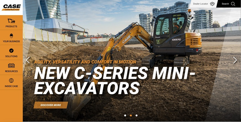 CASE launches new responsive website to offer a user-friendly, interactive experience