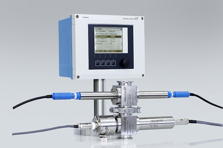 Process monitoring made easy with the new Liquiline CM44P