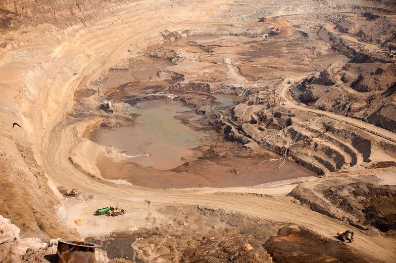 Mining giant paid magnate close to DRC's Kabila
