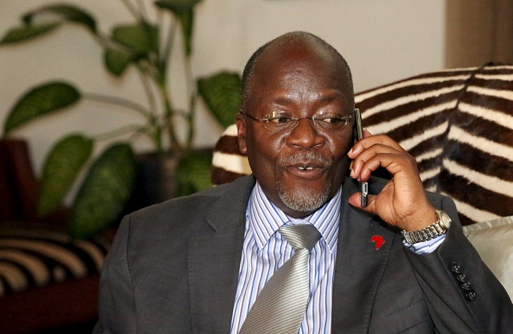 Tanzania's President threatens to chase tax-defaulting mines