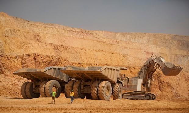 Glencore's secret loan to secure DRC mining rights