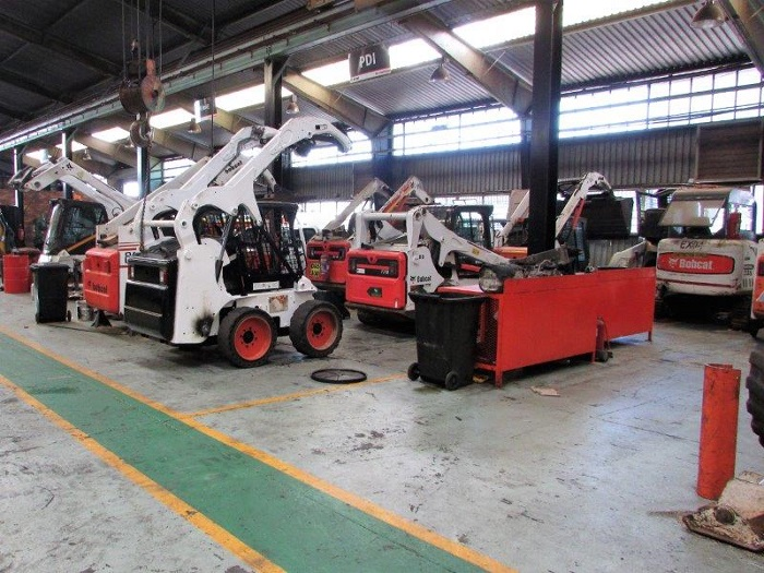 Bobcat Equipment South Africa stocks up on R18m worth of spare parts