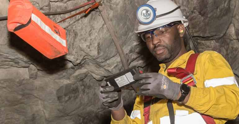 Strata launches underground communication technology with RFI