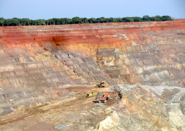 Zambia's low foreign reserves and the effect on mining in the country