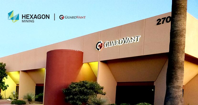 Hexagon acquires mine safety specialist Guardvant