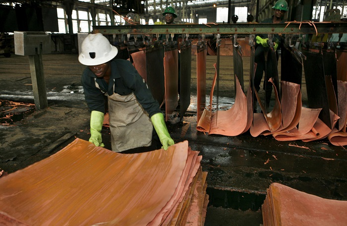 World copper mine capacity to experience growth by 2021