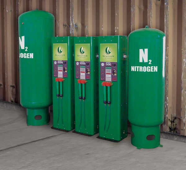Nitrogen Inflation: Benefits for Fleets and Heavy Equipment