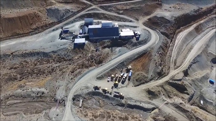 Lucapa begins work at its Mothae Kimberlite mine in Lesotho