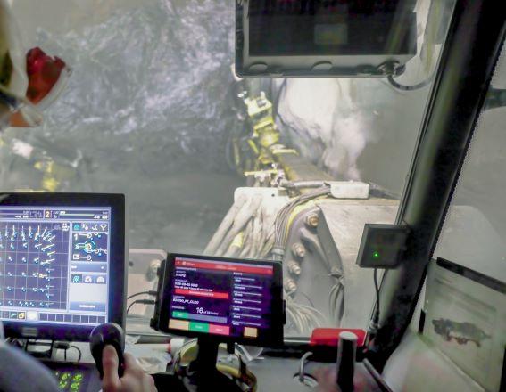 Epiroc to digitalize Black Rock Mine Operations