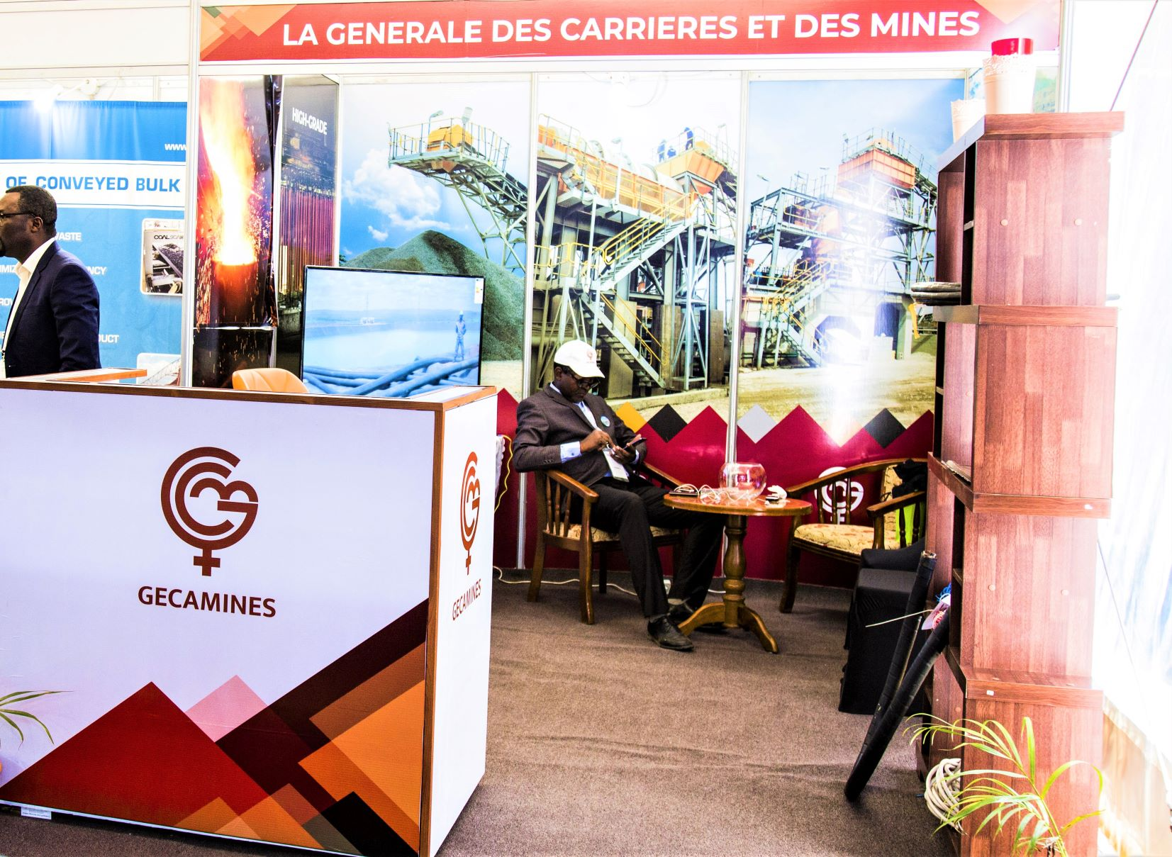Gécamines envisions to increase copper production.