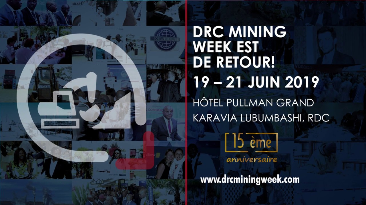 Mining invasion expected in Lubumbashi this week as sold out DRC Mining Week gathers local and global industry players