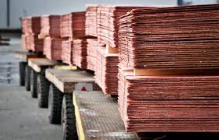 Zambia's copper production to dip by up to 100,000 tons in 2019