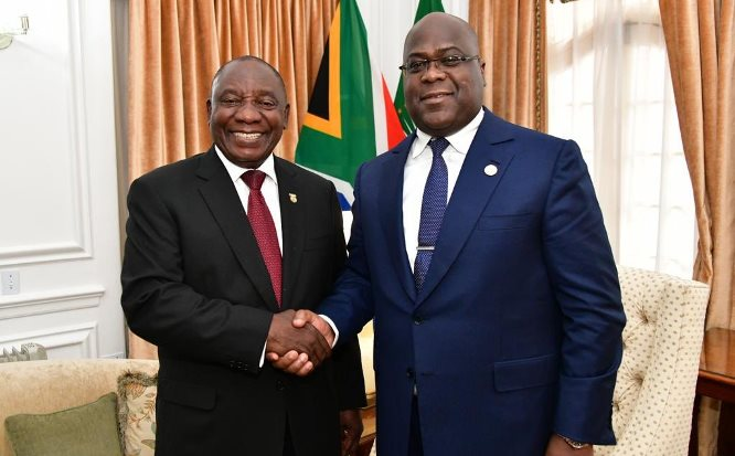 Democratic Republic of Congo (DRC) President to Host InvestDRC Forum during First South Africa State Visit