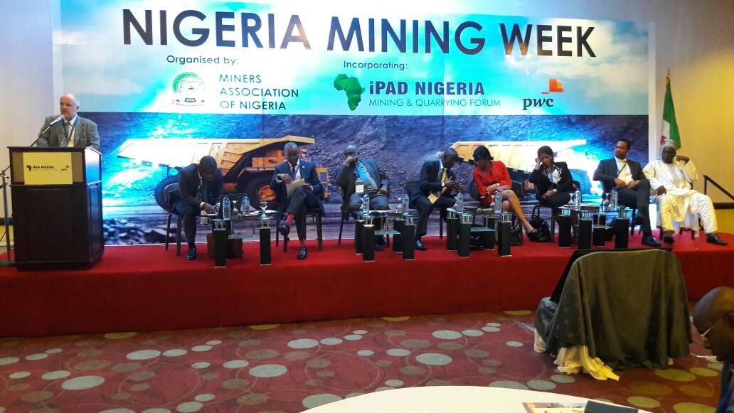 "Africa Finance Corporation: ""proud to be supporting the growth of Nigeria's fledgling mining industry"