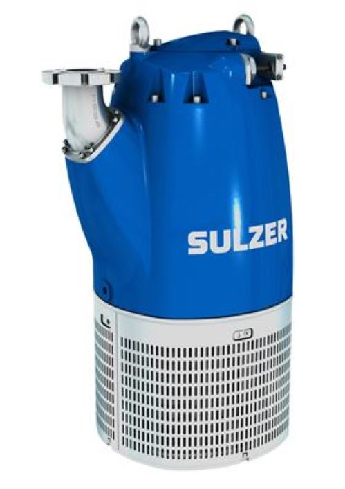 Sulzer extends submersible dewatering XJ series
