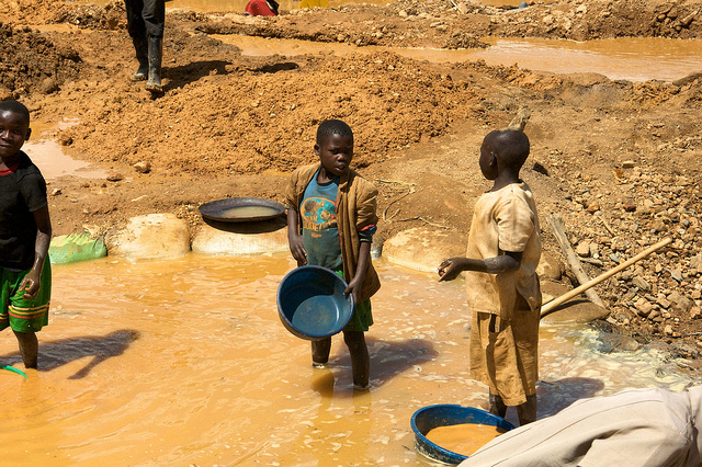 OECD: Mining companies urged to fight corruption, child labour practices in DRC