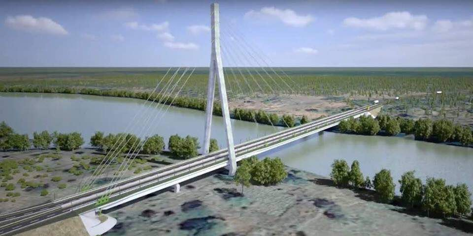 The Zambia-DRC toll road and Luapula Bridge project Meeting starts