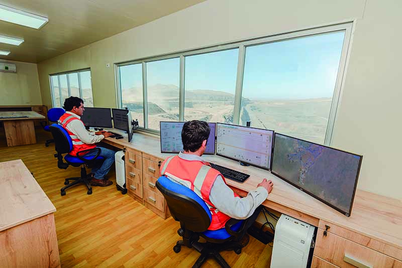 COSAPI Minería Embraces Digitalization In Its Mining Operation Site at the Shougang Iron Mine