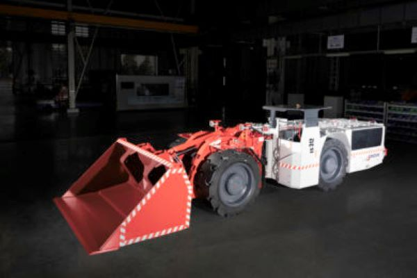 Sandvik launches LS312 flameproof LHD in South Africa