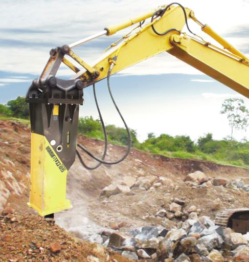 HPE Africa launches Soosan SU+ Series hydraulic breakers