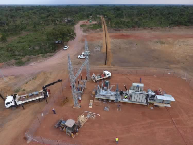 South African firm supplies mobile power to DRC copper project with zest