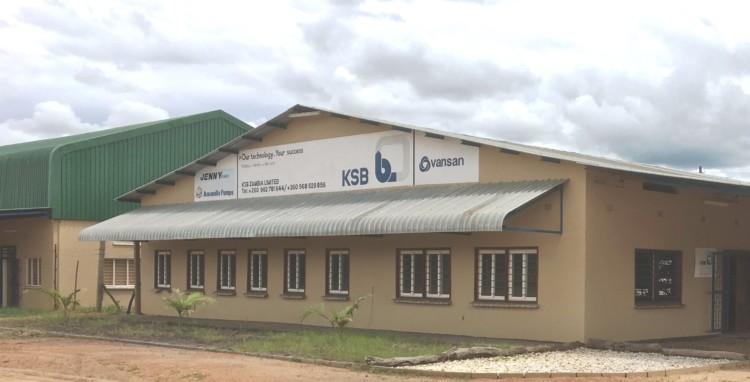 KSB invests in Zambia