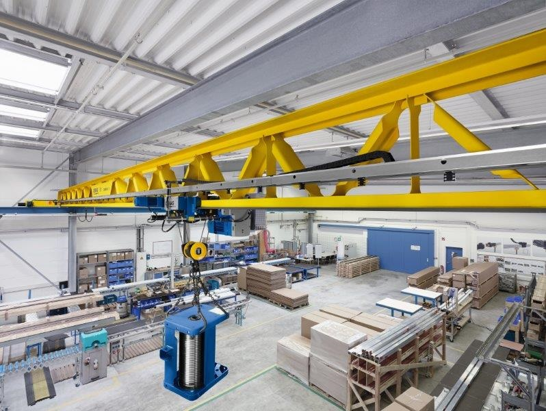 Demag launches DMR modular rope hoist for diverse applications