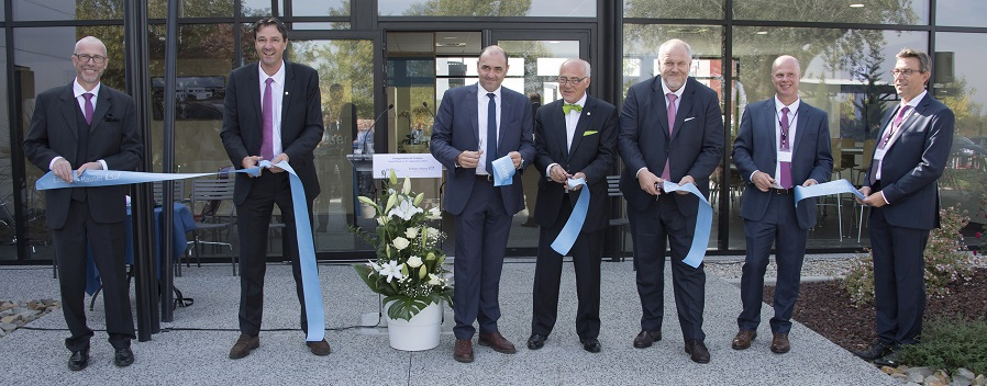 Endress+Hauser inaugurates new campus in Lyon, France