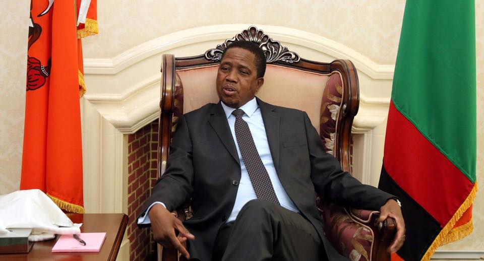 Zambia's President endorses the healthy exploitation of mineral resources
