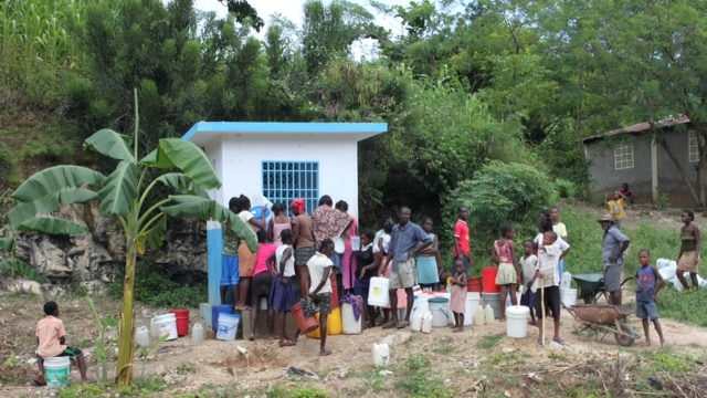 Local Politician Peter Sinkamba blames Zambia's water woes to poor management