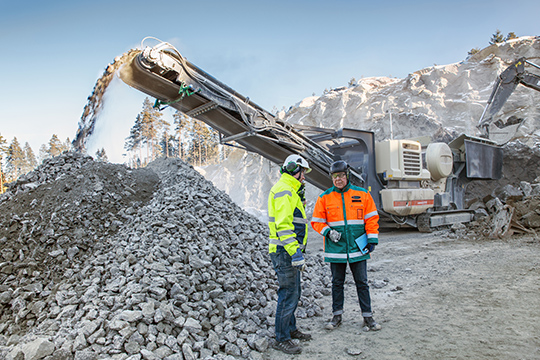 Metso launches a new model to the Lokotrack Urban series crushing and screening plants in Bauma 2019