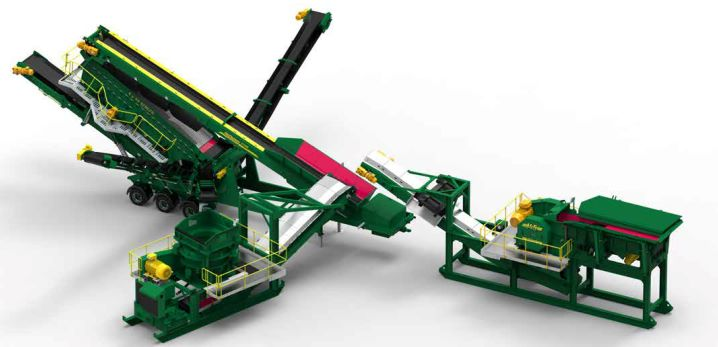 HPE Africa's McCloskey modular crushing solutions for high productivity