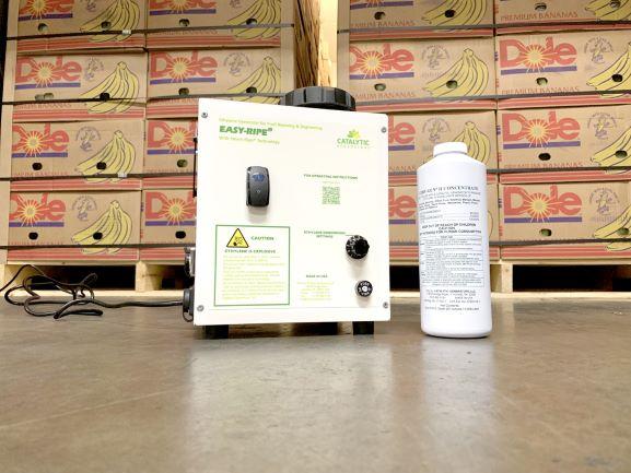 Introducing safe & easy Ethylene application in Australia