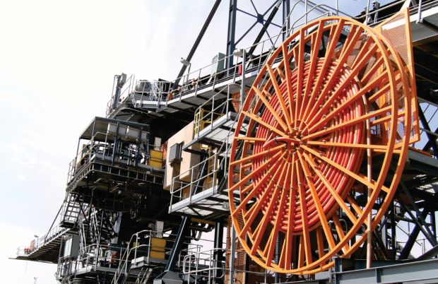 Seamless energy and data supply with SR-Express spring cable reels from Powermite