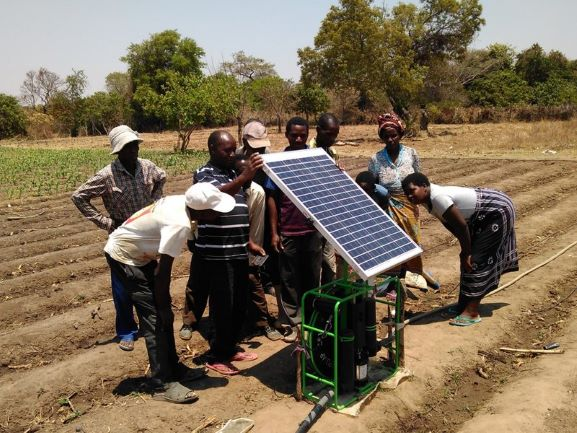 Story of Zambian solar energy company wins global case study competition