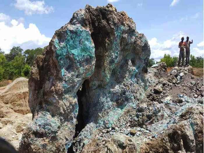 Cobalt prices take a nosedive straining DRC's economy