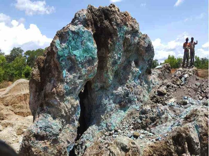 Cobalt prices take a nosedive straining DRC's economy