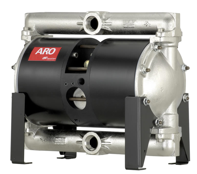 BMG's ARO Pro series air-operated diaphragm pumps