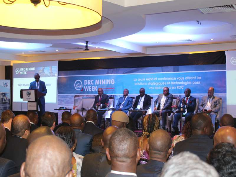 Packed and sold-out 15th edition of DRC Mining Week shows industry's belief and excitement in country's mining future