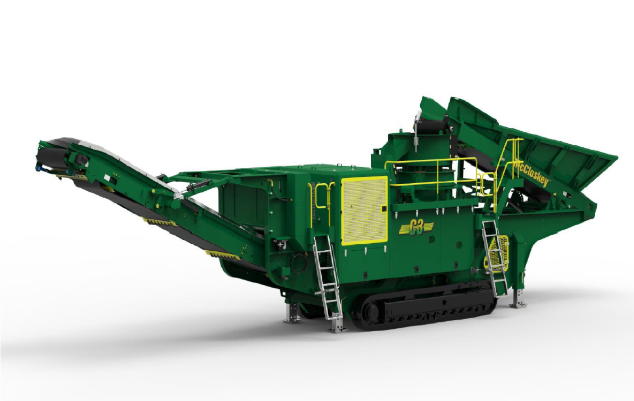 HPE Africa extends McCloskey range to include four new cone crushers