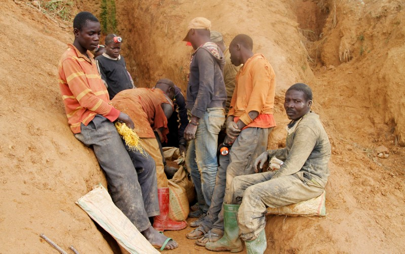 Armed Forces Called to safeguard Katanga Mining in Congo