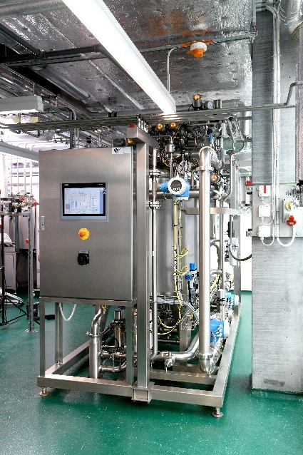 Endress+Hauser develops hygiene and wastewater test system