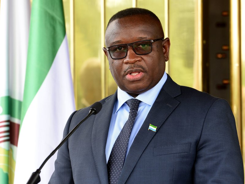 President of the Republic of Sierra Leone to attend Mining Indaba 2020